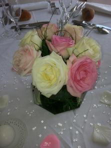 Roses table